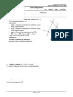 Teste Diagnóstico 10