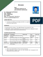 Biranchi Resume