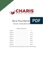 Charis Bible foundation