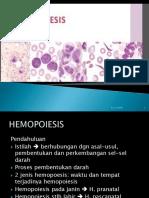 1. Proses Hemopoiesis