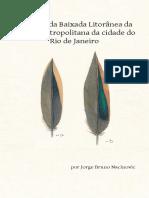 As Aves Da Baixada Litorânea Da Cidade Do Rio de Janeiro