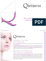 Qiriness - Products Brochure