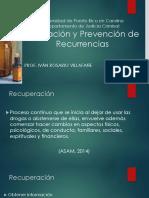 Evaluación y Prevención de Recurrencias.pptx