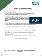Core Questionnaire