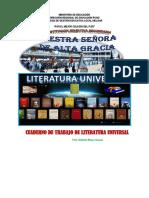 Literatura Universal 2019