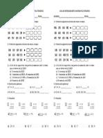 Guia de Reforzamiento Matematica Terceros