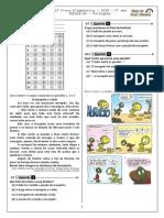 1ª p.d - 2019 (1ª Ada) - Port. 5º Ano - Bpw