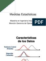 Clase 2A - Medidas Estadísticas