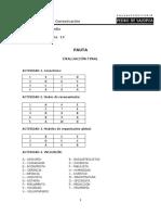 3147-Psnl Módulo Escritura 14 - Pauta
