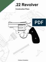 Professor Parabellum DIY .22 Revolver