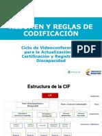 REGLAS DE CODIFICACION