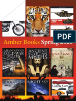 Amber Books Ltd Trade Catalog Spring 2020