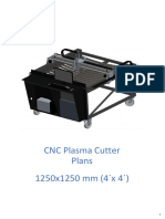 CNC Plasma 4x4