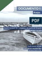 Diseño y proyecto del puerto