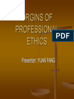 Origins Prof Ethics Fang