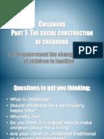 Sociology Childhood