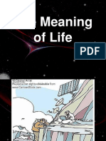 PHIL105 - 2008 The Meaning of Life Dan Turton.ppt