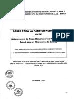 Bases Para Participacion de Las Mypes Nec Ropa Hospitalaria