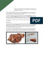 Usos y Aplicaciones - Minerales de America