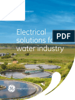 GEA30467_Electrical Solutions for Water Industry