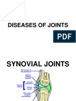 Diseases of joints
