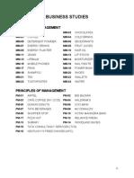 Bst Eco List