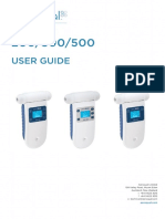 Series 200 300 500 Portable Monitor User Guide 11 14