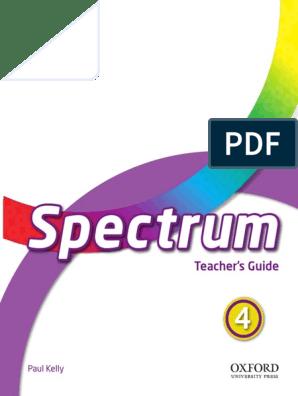 4852548 Spectrum Teacher S Guide Vocabulary Teachers