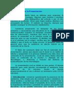 Cómo Organizar la Presentación.docx