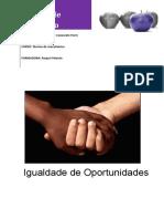 Manual de Igualdade Oportunidades