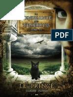 La vengeance des tenebryss T4 Le prince - Claude Jutras.epub