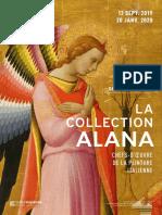 Exposition La collection Alana - Chefs-d'œuvre de la peinture italienne au Musée Jacquemart-André