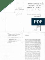 Cardozo y Faletto Dependencia y Desarrollo en America Latina 2012-11!02!872
