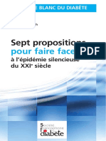 SFD Livre Blanc Du Diabète