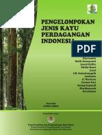 Pengelompokan Kayu-Perdagangan Indonesia