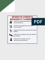 5 Cuidados para o Desenvolvimento Mediúnico