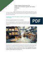 Conheça as principais etapas do processo de armazenagem e saiba como otimizar a gestão da cadeia logística da sua empresa.docx