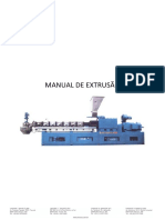 Manual Extrusão de Pe