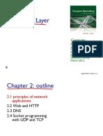 CN Application Layer