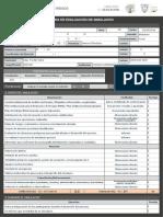Anexo 4. Ficha de Evaluación Simulacro AUTO-JUNIO 2019