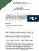 Artigo - CQC e Pânico - análise comparativa de merchandising