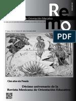 Rascovan, S. Orientación Vocacional. Las Tensiones Vigentes.revista REMO