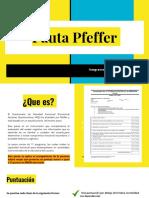 Pauta Pfeiffer