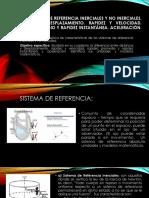 1.1.2 Sistemas de Referencia Inerciales y No Inerciales. Distancia y Desplazamiento. Rapidez y Velocidad. Rapidez Promedio y Rapidez Instantánea. Aceleración.