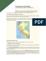 Las Redes Viales en El Perú