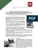 Communiqué de Presse -  PS3 SmartPack