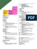 Arellano Pharma Handout