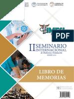 II Seminario Internacional de Medicina y Simulación 2019