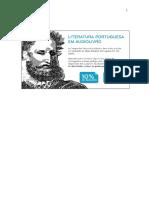 Literatura portuguesa - poesia