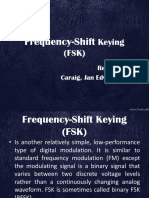 Frequency-Shift Keying (FSK)